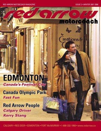 EDMONTON - Paragon Publishing Inc.
