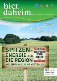 hier.daheim./ Ausgabe 01-2015