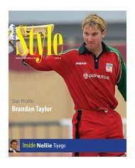 Standard Style 30 March 2015