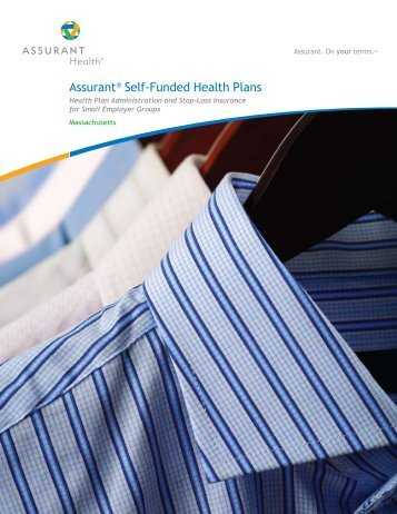 Assurant® Self-Funded Health Plans - HSA Insurance