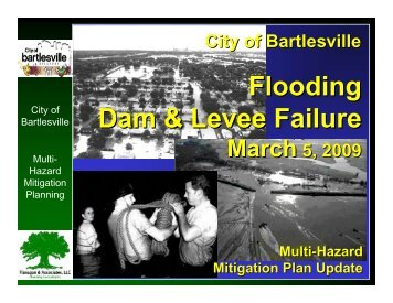 Floods & Dam Failures - R.D. Flanagan & Associates