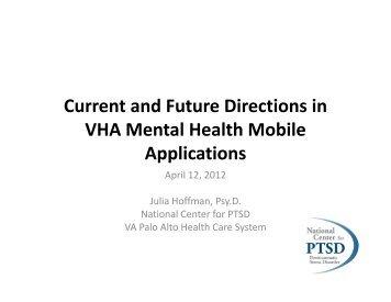 Hoffman--VAPL 2012 MH MobleApp.pdf - VA Psychology ...