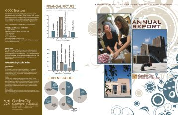 2006-2007 Annual Report - Garden City Community College