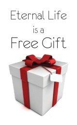 Free Gift - Fellowship Tract League