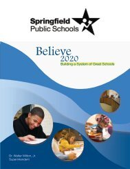 Believe 2020 - The State Journal-Register