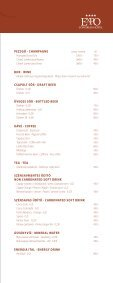 EXPO BRASSERIE ITALLAP . BEVERAGE CARD - Expo Congress ... - Page 3
