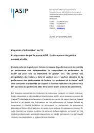 Circulation d'information no 70 - ASIP