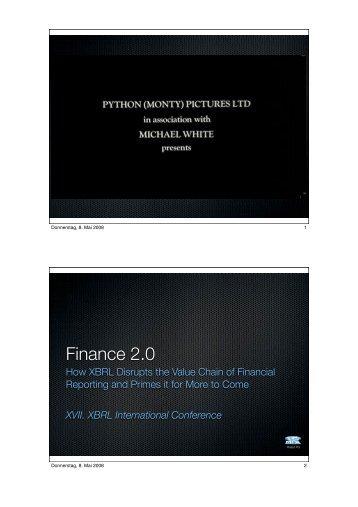 Finance 2.0 - Tertium