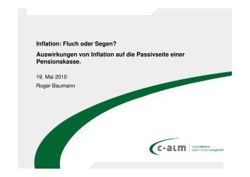 Inflation: Fluch oder Segen? - c-alm