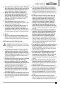 Advertência! Leia com atenção todos os  avisos - Servicio - Black ... - Page 5