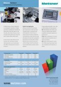 Metzner Variocut Series - Page 2