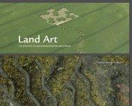 land art - Sund Sans over Sundet
