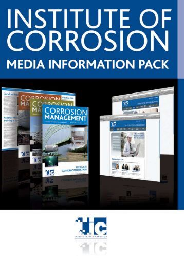 Please click here to download 2013 Media Pack - the Institute of ...