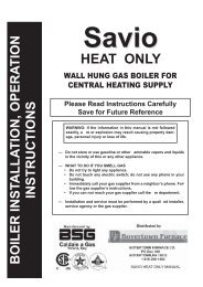 HEAT ONLY - Columbia Heating