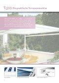 Terrassenmarkisen - Solarmatic - Seite 6
