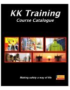 KK Training Catalogue in KSH - Page 2