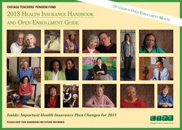 an interactive 2013 Open Enrollment Handbook - Public School ...