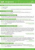 Sommerprogramm 2011 - Naturfreunde Ternberg - Page 6