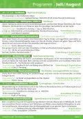 Sommerprogramm 2011 - Naturfreunde Ternberg - Page 7