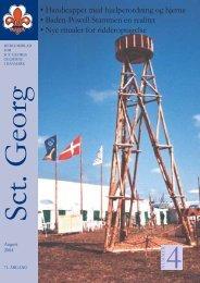 Sct. Georg 4/2004 - Sct. Georgs Gilderne i Danmark