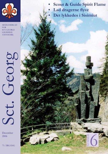 Sct. Georg 6/2006 - Sct. Georgs Gilderne i Danmark
