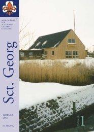 1NUMMER FEBRUAR 2002 - Sct. Georgs Gilderne i Danmark