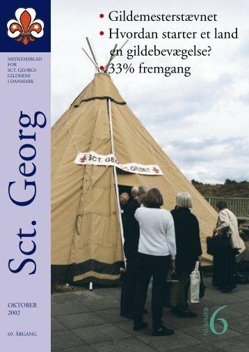 (sct. georg_06_02) - Sct. Georgs Gilderne i Danmark