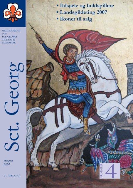Sct. Georg 4/2007 - Sct. Georgs Gilderne i Danmark