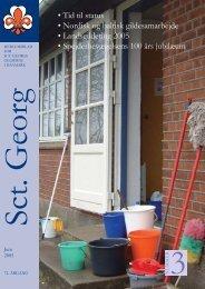 Sct. Georg 3/2005 - Sct. Georgs Gilderne
