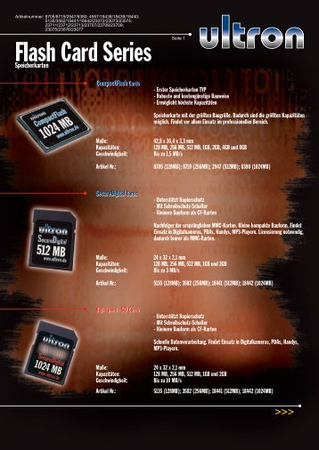 Flash Card Series - Ultron