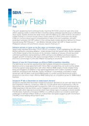 Asia Daily Flash | 25 January 2013 - BBVA Research