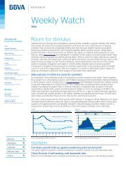 Weekly Watch - BBVA Research