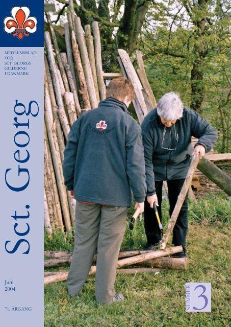3NUMMER Juni 2004 - Sct. Georgs Gilderne i Danmark