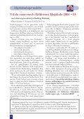 3NUMMER Juni 2004 - Sct. Georgs Gilderne i Danmark - Page 4
