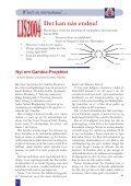 3NUMMER Juni 2004 - Sct. Georgs Gilderne i Danmark - Page 6