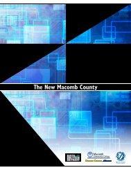 The New Macomb County - Data Driven Detroit
