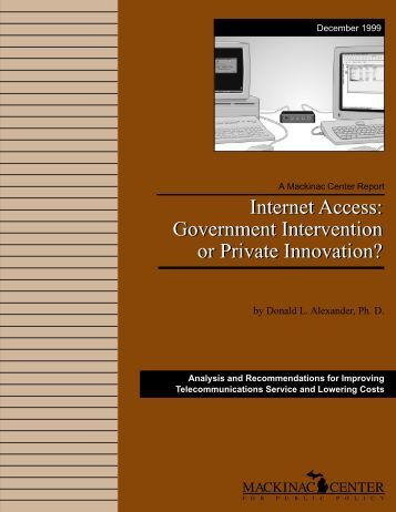 government and internet intervention The government and its economy the growth of intervention in domestic policies.