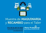Catálogo Peña Profesional 2015
