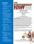 The Partnership Payoff - Center for Management and Professional ... - Page 2
