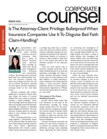Attorney Client Privilege Oklahoma
