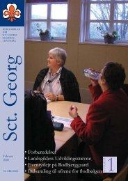 Sct. Georg 1/2005 - Sct. Georgs Gilderne i Danmark