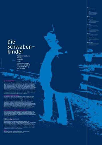 + RZ Plakat 48x68.indd - Die Schwabenkinder
