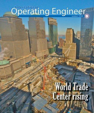 Summer 2009 - International Union of Operating Engineers