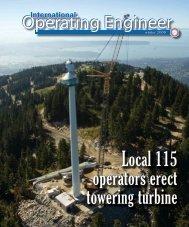 Winter 2009 - International Union of Operating Engineers