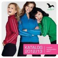 Adler Katalog 2012 - TEKO-WEAR.de