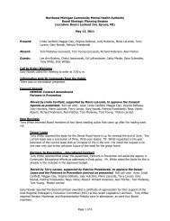 Board Meeting Minutes 05-12-11(pdf) - NEMCMH.org