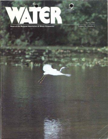 Vol 28, No. 1 - NAWC