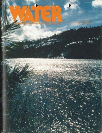 Vol 30, No. 4 - NAWC
