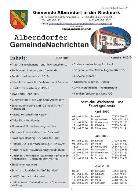 Alberndorf in der riedmark er sucht sie - Gedersdorf dates