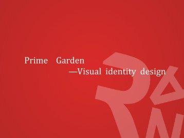 Prime Garden —Visual identity design - Witmart.com
